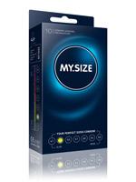 10 x MY.SIZE Condoms - Size 49