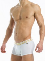 Modus Vivendi - Meander Boxer - White