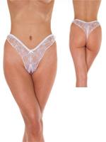 Open Brasilian - white - One Size