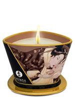 Shunga - Massage-Candle Excitation 170ml - Chocolate