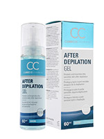 After Depilation Gel Bikini - 60 ml - expiry date 03/2020