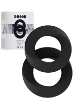 Cockring Set black - SONO No.24