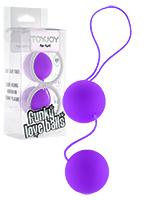 ToyJoy - Funky Love Balls - Purple