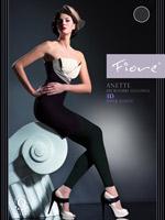 Fiore - Leggings Anette Graphite