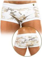 Modus Vivendi - Glitter Brazil Cut - Gold