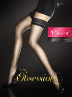 Fiore - Sheer Hold-Ups Edith Tan