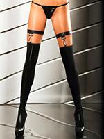Lolitta - Wet Look Stockings Extraordinary Stocking