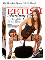 Fetish Fantasy - Inflatable Hot Seat