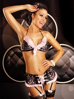 Lolitta - Straps Set Flirty 3 pieces