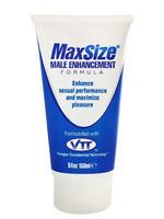 MaxSize Male Enhancement Cream 150 ml