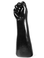 Dark Crystal Black Fist Dildo DC26