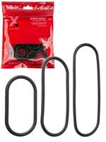 Xplay Gear - Wrap Cockring 3-Pack - Slim